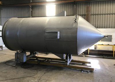 Reactor con tecnología de agitación